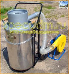 Установка для утилизации Факел-60